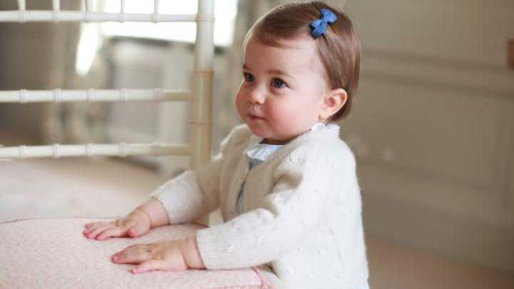 Princess Charlotte's birthday gifts are worth a small fortune