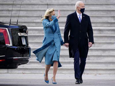 First Lady Jill Biden