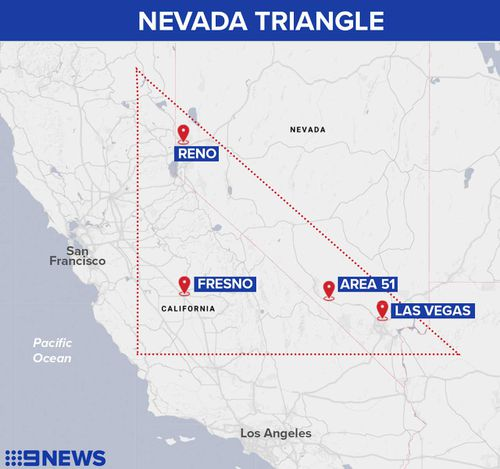 The Nevada Triangle