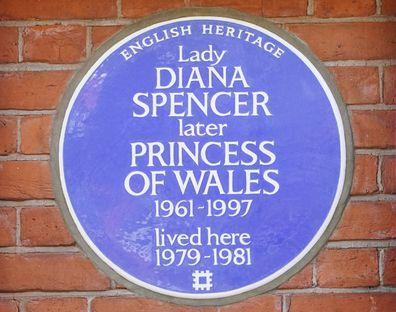 Princess Diana's former flat
