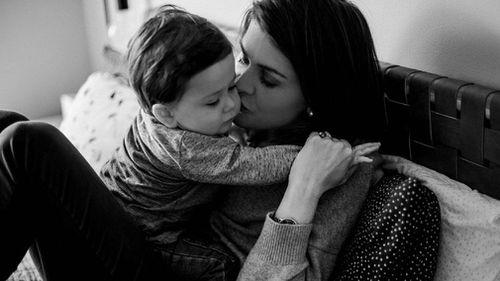 Sara and Alfie both battled the extremely rare forms of cancer. (ABC)