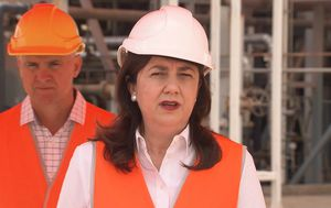 Annastacia Palaszczuk welcomes corruption watchdog's warning amid LNP donor controversy