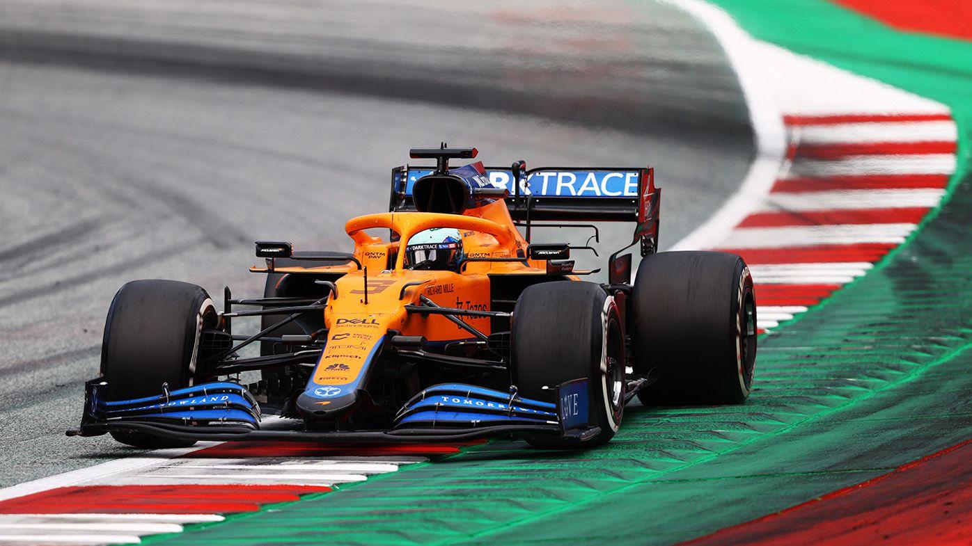 Daniel Ricciardo takes step forward with fine drive at Austrian Grand Prix