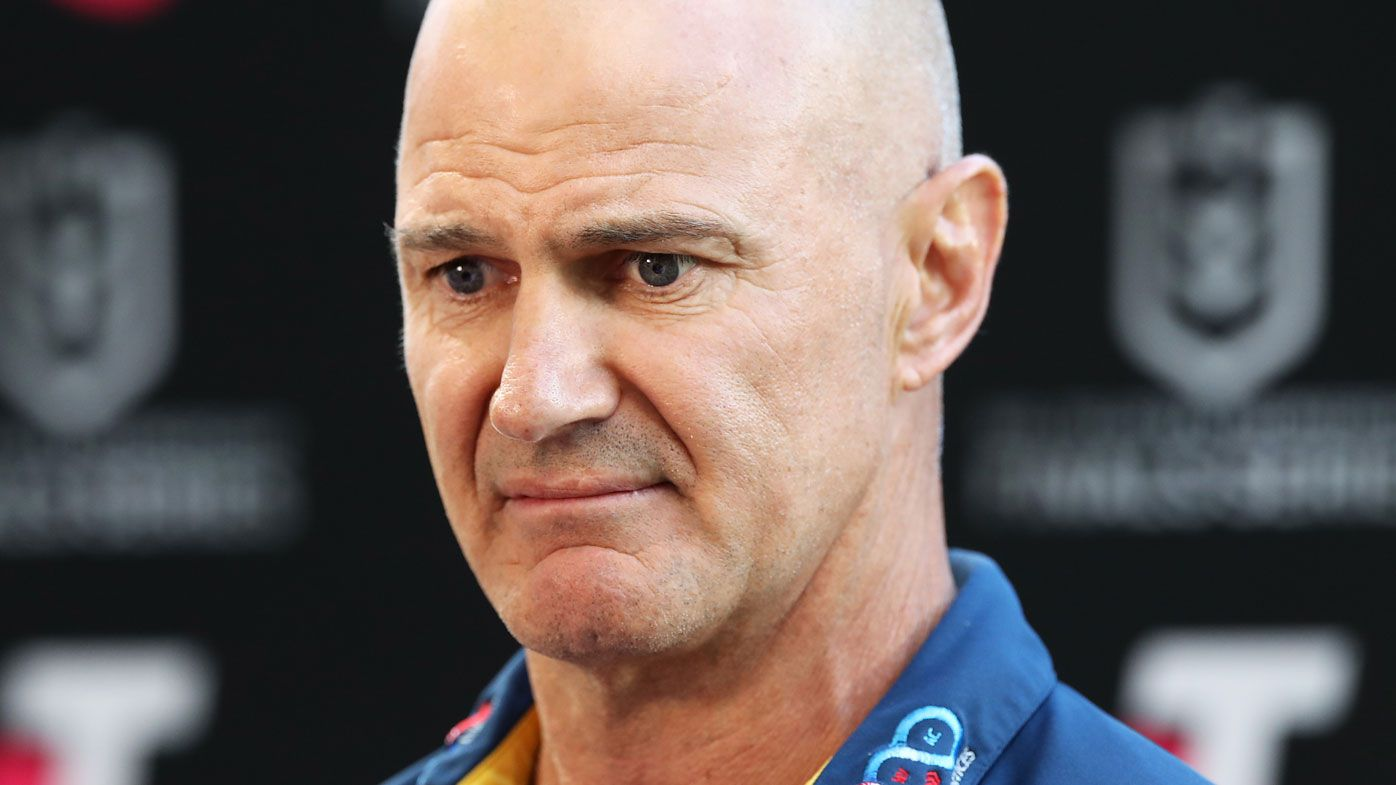 Parramatta Eels rift between coach Brad Arthur and GM of football Mark O'Neill