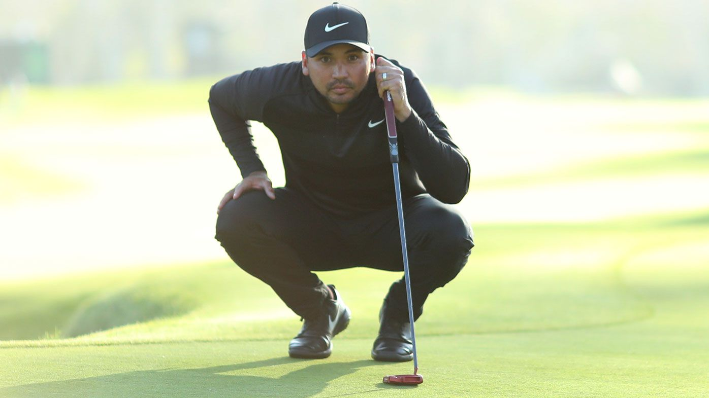 Jason Day warming up putter with Masters looming, now that injured back is better