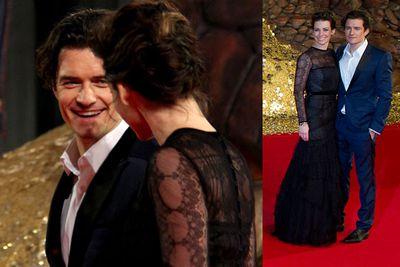 <i>The Hobbit</i> stars Orlando Bloom and Evangeline Lilly.