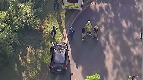 Police and paramedics arrived on the scene shortly after, however the boy could not be revived. (9NEWS)