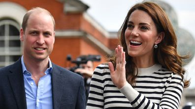 Kate and Will at event