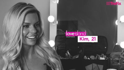 Get to know Kim, the surprise arrival who'll shake things up on 'Love Island Australia'