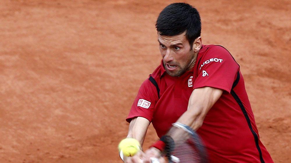 Djokovic advances in French Open