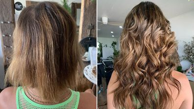 Susie Bradley undergoes dramatic hair transformation