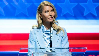 Gwyneth Paltrow as Georgina Hobart in Netflix's The Politician.