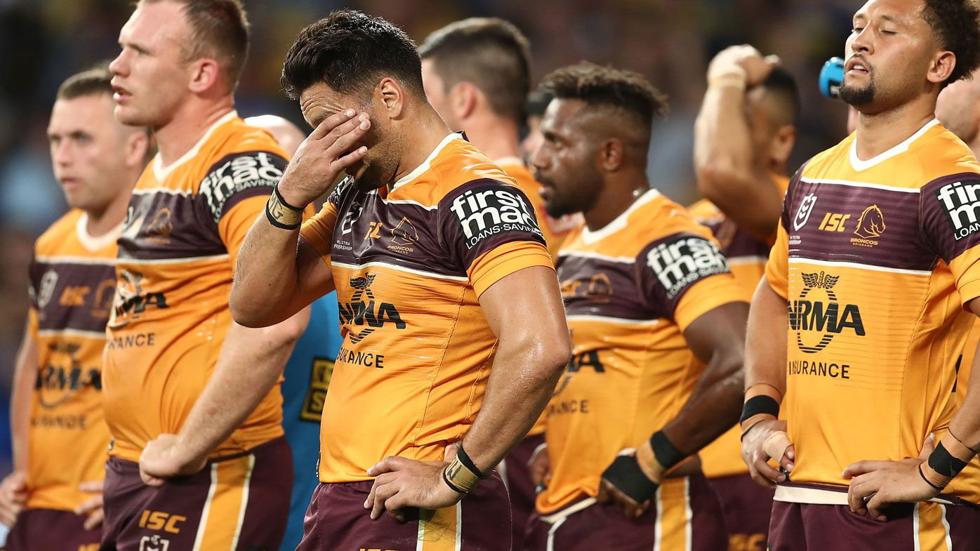 Broncos boss livid after shocking finals exit