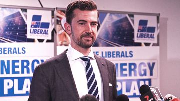 Zak Kirkup has admitted he won't win the next election.