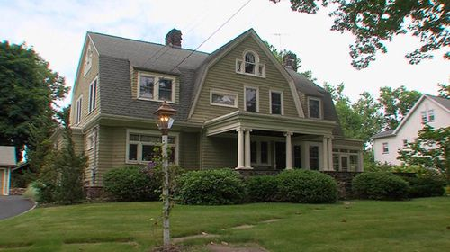 "Spooked family sell dream home haunted by ""The Watcher"""