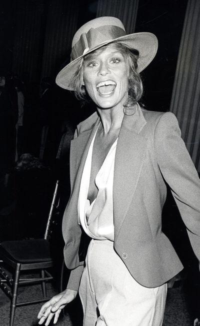 <p><strong><em>Lauren Hutton, 1943-present</em></strong></p> <p>Model, Actress</p> <p>&nbsp;</p>