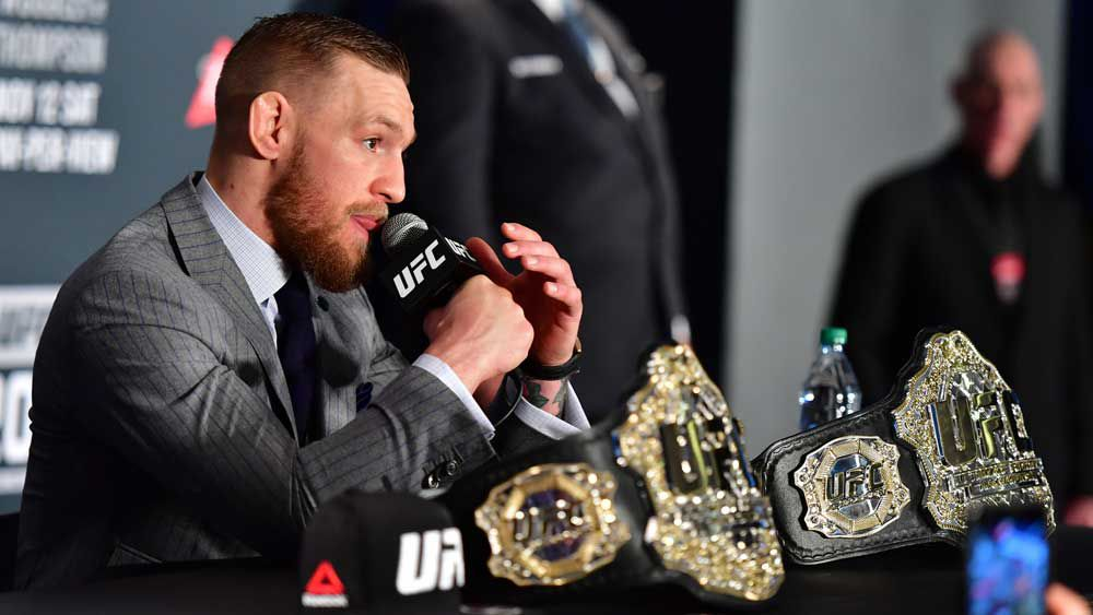 UFC McGregor to star in Game of Thrones