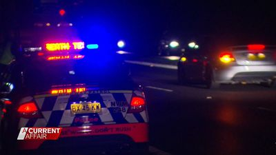Police say drivers are increasingly leading them on high-speed pursuits. (9NEWS)