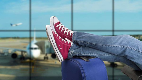 73e493fcbf62 Tuesday Travel Tip  Why you should never take your shoes off on a flight