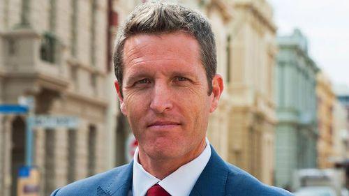 Fremantle MP Josh Wilson. (Facebook)