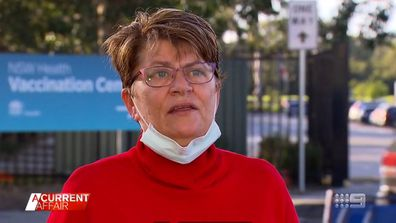 Letters have been sent to some regional NSW resident cancelling their vaccination appointments.