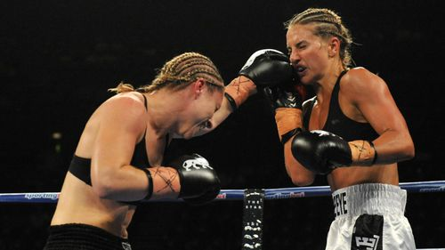 """The professional boxer appeared """"heavily intoxicated"""" when she was pulled over in Bondi."""