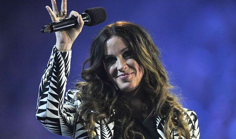 Alanis Morissette, who filed a lawsuit against Schwartz in May, said her former manager had cost her $15 million overall both through theft and other malfeasance. (Getty)