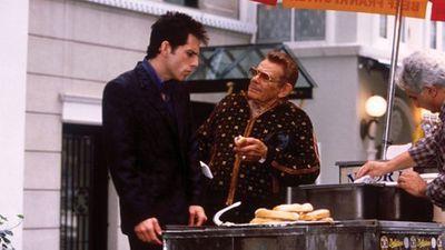 <p>Ben and Jerry Stiller</p>