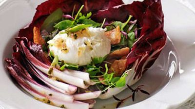 "<a href=""http://kitchen.nine.com.au/2016/05/19/12/50/salad-with-poached-eggs-and-pancetta"" target=""_top"">Salad with poached eggs and pancetta</a> recipe"