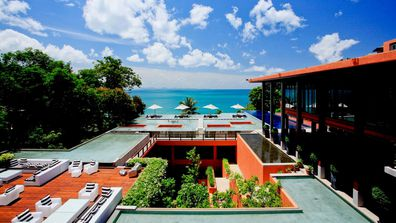 Phuket's Sri Panwa resort