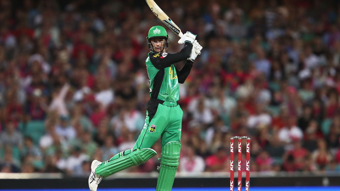 Handscomb sends message to Australian Test selectors with big BBL knock for Melbourne Stars