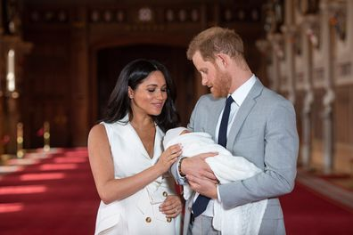 Prince Harry and Meghan Markle hire nanny for baby Archie