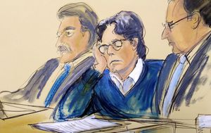 NXIVM 'cult' leader Keith asks for new sex trafficking trial