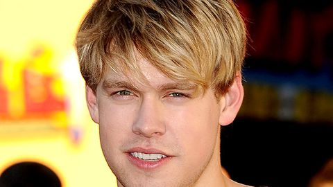 Watch: Chord Overstreet's return to Glee
