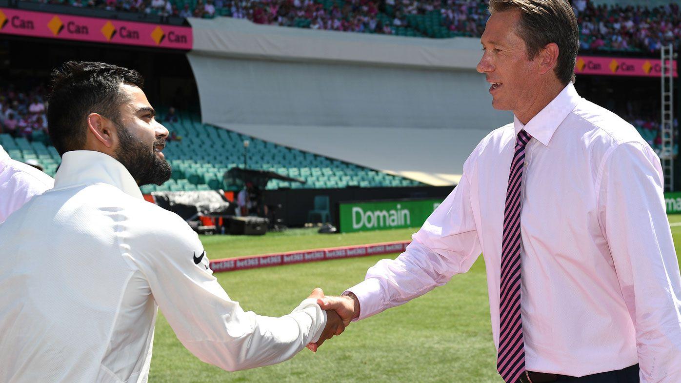 Glenn McGrath lauds Virat Kohli for Pink Test support