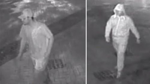 Police release photos of men wanted for questioning over Campsie street robbery