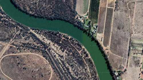 A man has drowned in the Murray River near Merbein Common.