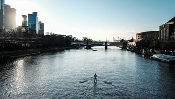 The Yarra River was misnamed by settlers in the 19th Century.