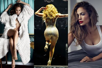It's Jennifer Lopez's 45th birthday on July 24! And TheFIX could think of no better way of celebrating than to look back at her 45 sexiest looks.<br/><br/>From her early days as a Bronx-raised brunette to her glitzy 2014 World Cup performance...come back in time with us as we look at JLo's hottest looks!<br/><br/>(<i>Written by Yasmin Vought. Approved by Amy Nelmes.</i>)