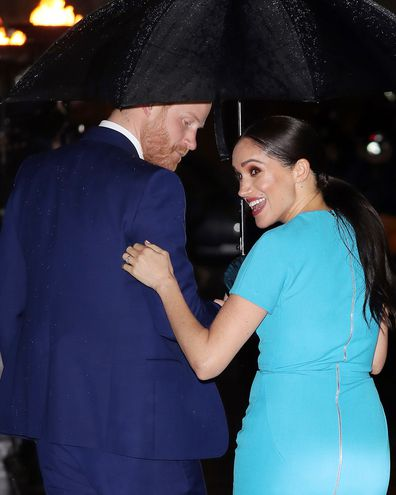 Meghan Markle and Prince Harry attend The Endeavour Fund Awards