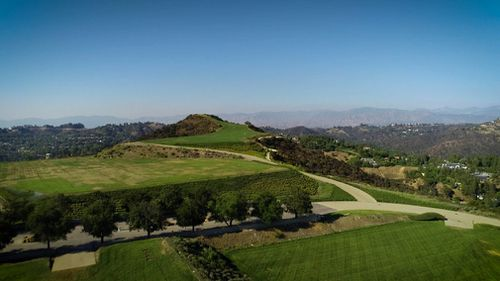 """The Mountain"", sits atop the highest point in Beverly Hills – 90210."