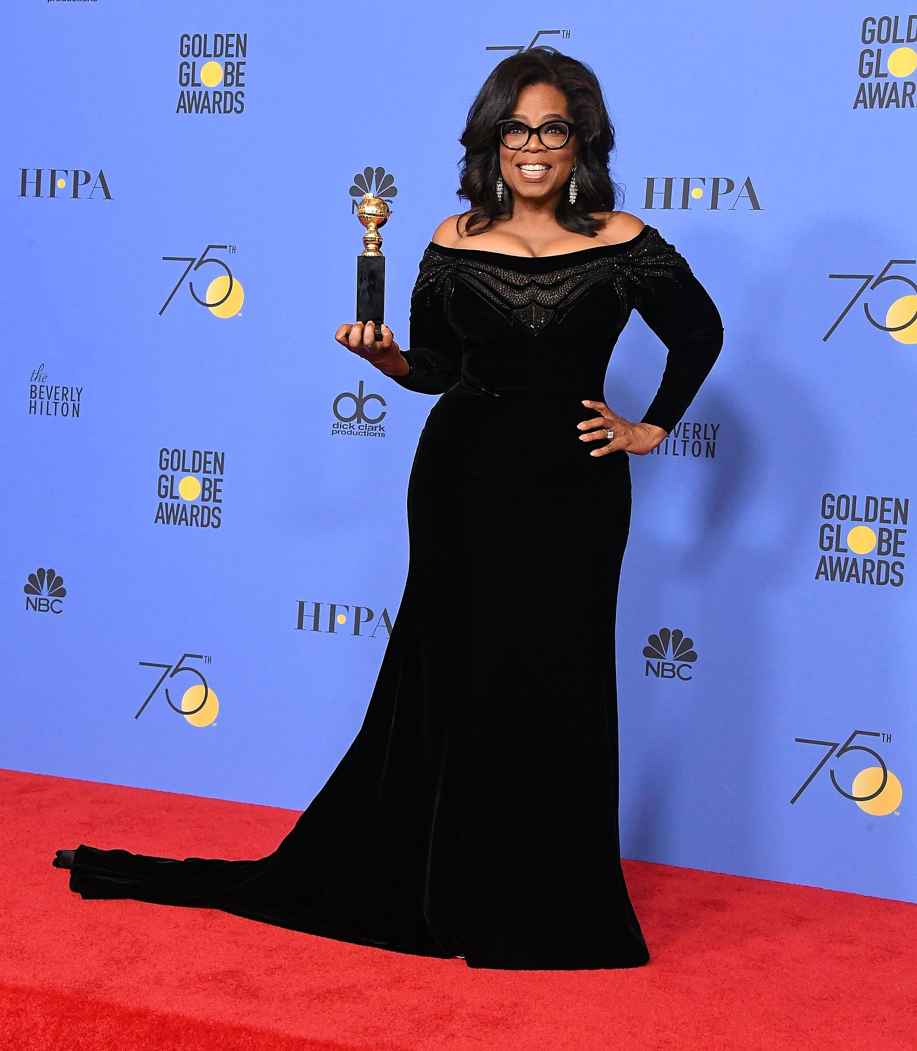 Oprah reckons running for presidency would 'kill her'