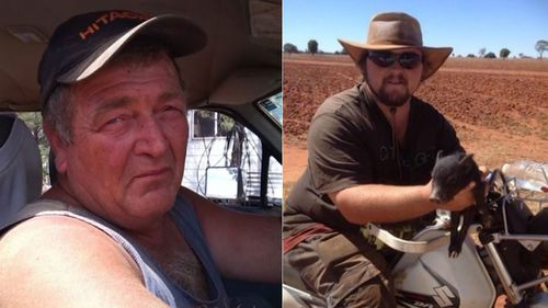 Stephen Cumberland, 59, and his son Jacob Cumberland, 28, were murdered in 2015.