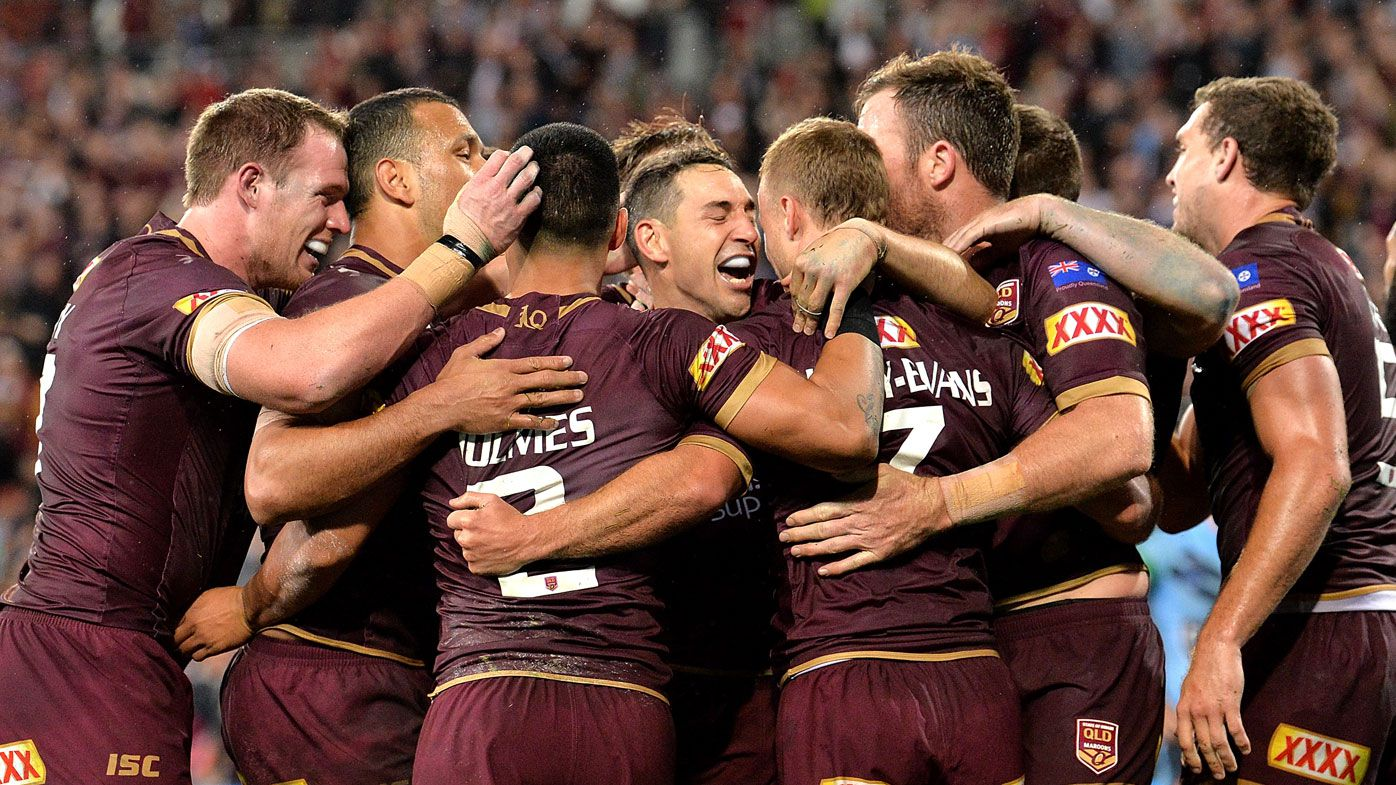 Maroons give Billy Slater the perfect State of Origin ending with pulsating Game 3 win