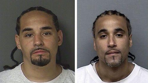 Ricky Amos, left, and Richard Jones. (Photo: Kansas Department of Corrections)