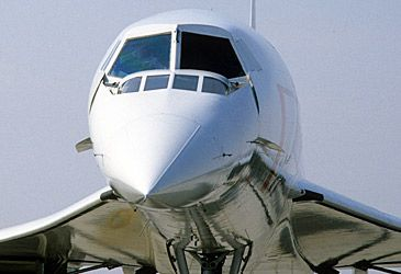 Daily Quiz: Which two companies were the only airlines to fly Concorde jets?