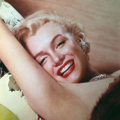 Marilyn Monroe in 1955