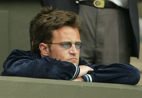Matthew Perry said if it wasn't for rehabilitation centres he believes he would be dead.