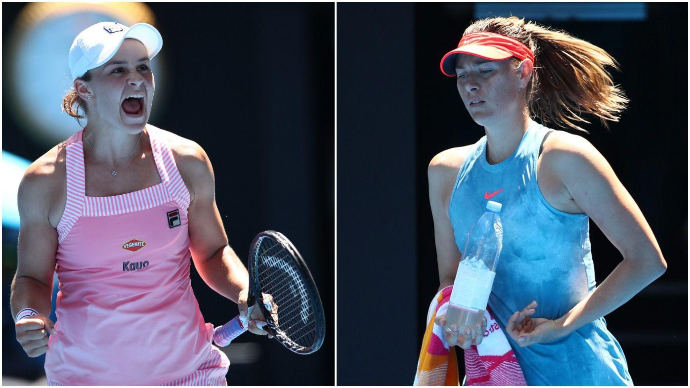 Vegemite takes a shot at Maria Sharapova with cheeky billboard