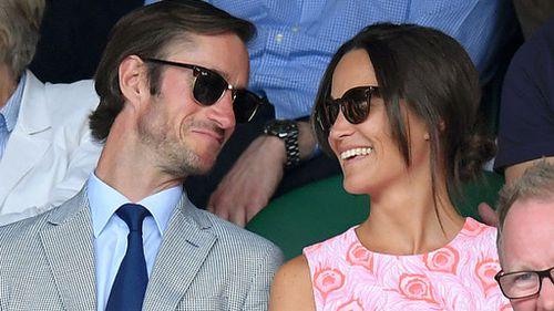 Pippa Middleton reportedly engaged to boyfriend James Matthews